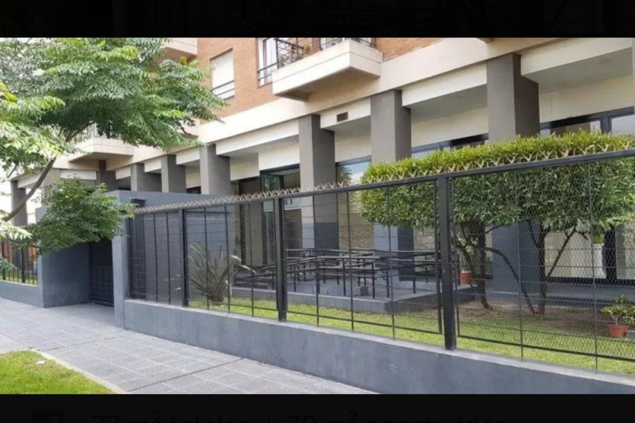 Venta,Departamento tres habitaciones, cochera, Baulera ( san Miguel)