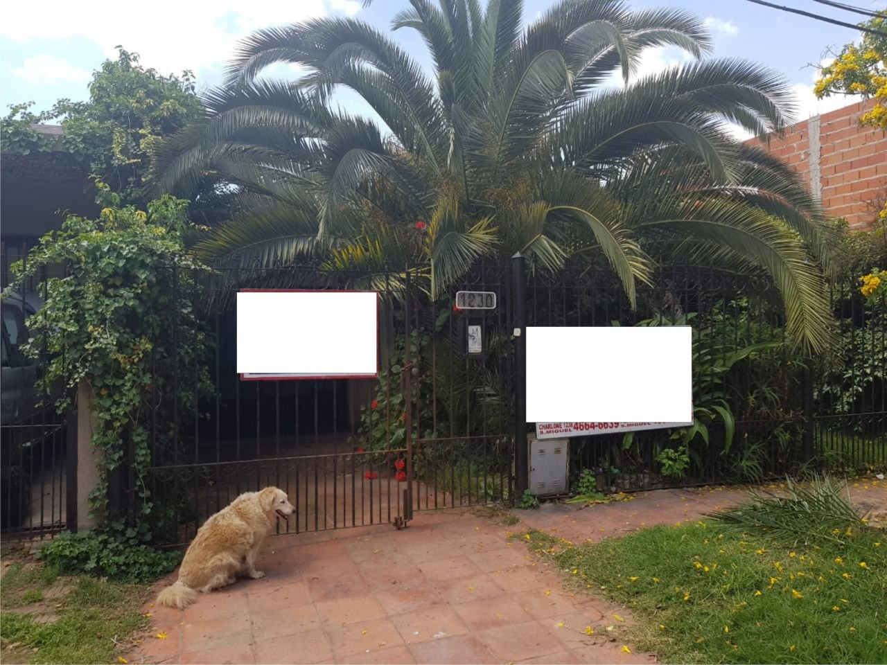Casa en Venta  a demoler- calle Libertad  (San Miguel)