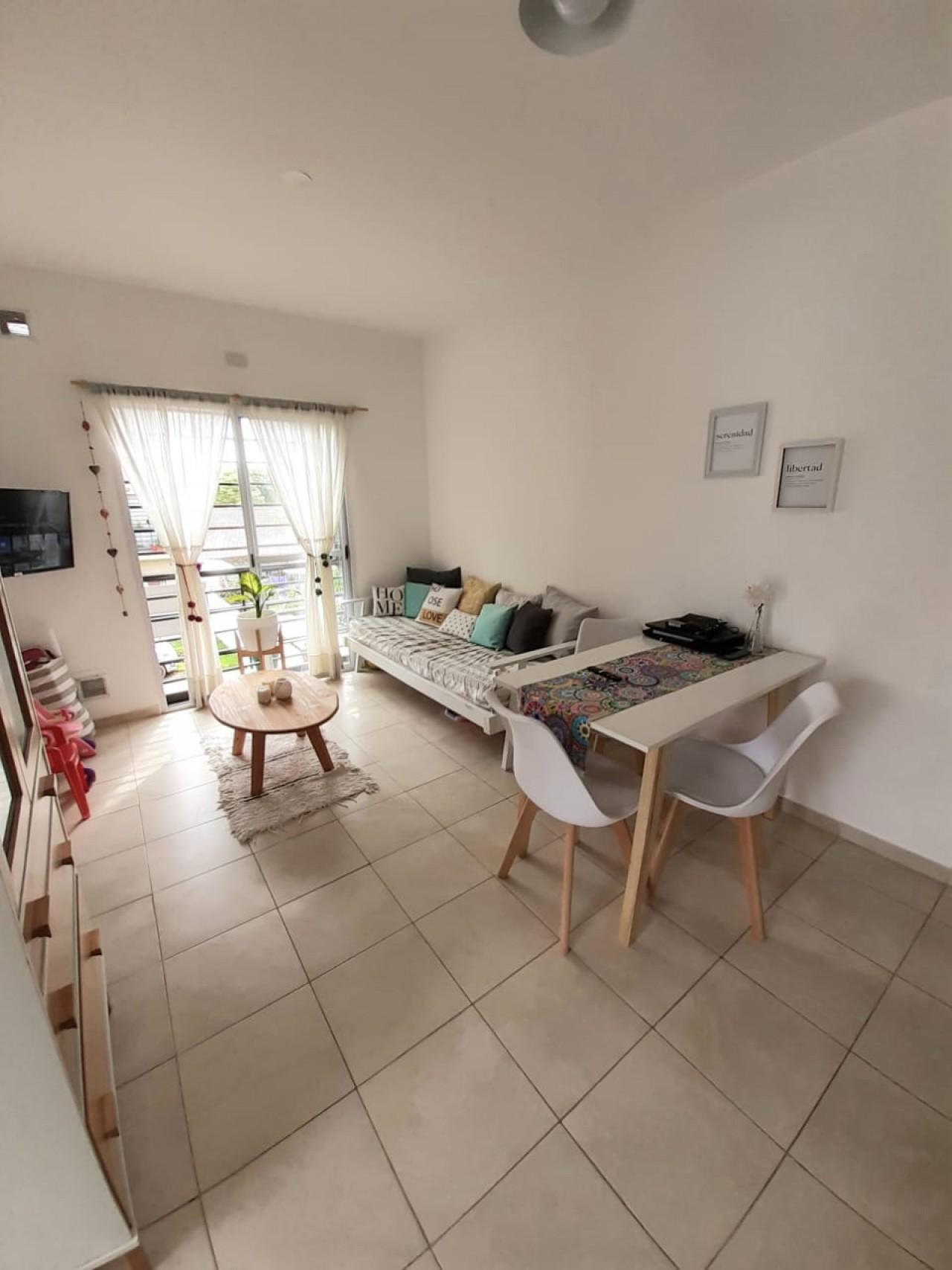 ### Departamento 2 Amb + Cochera - Bella Vista - Condominio Zafiro ####